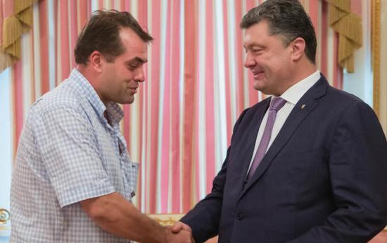 «Куда угодно»: Советник Порошенко по вопросам армии — известный сутенёр. «Страна», Украина