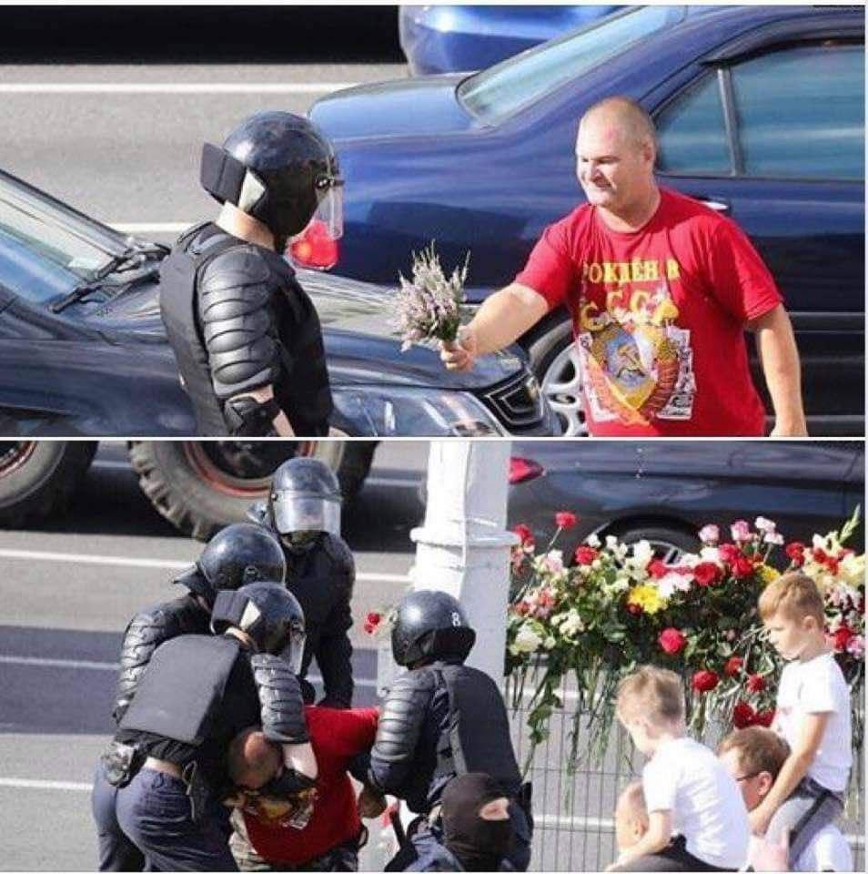 Рождённый в СССР Белоруссия,выборы,Лукашенко,протесты,Силовики
