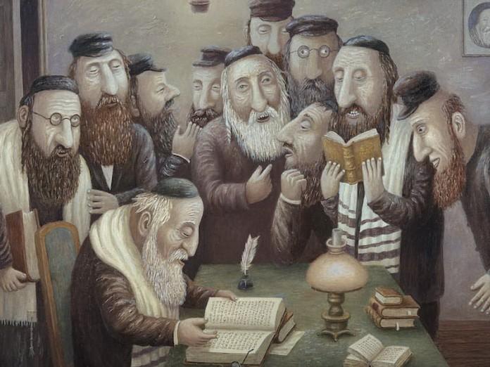 Как богатый еврей выбирал се…