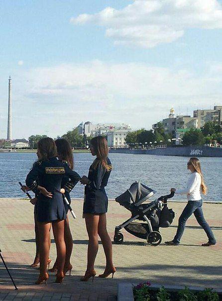 Где-то в России...