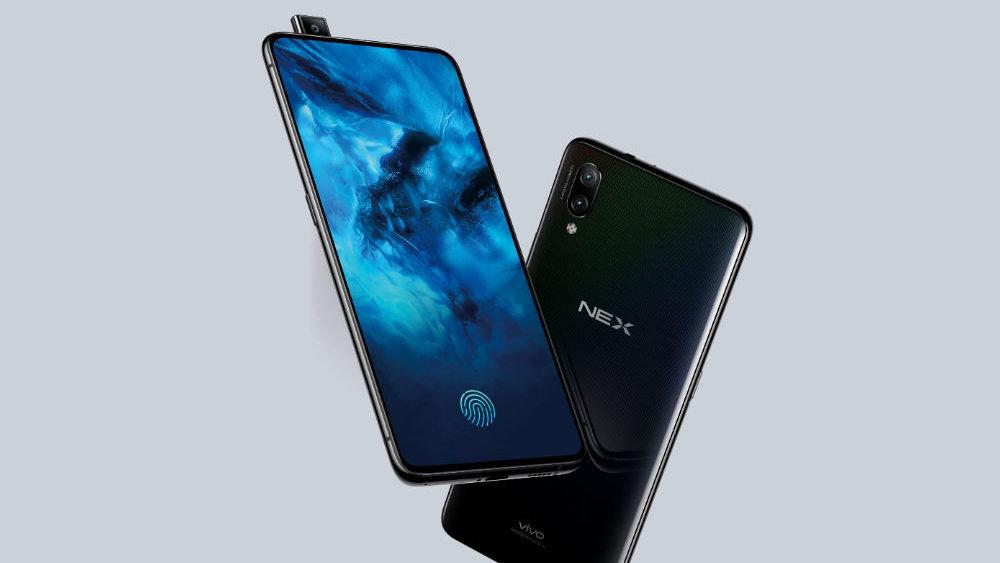 Vivo представила первый работающий 5G-смартфон