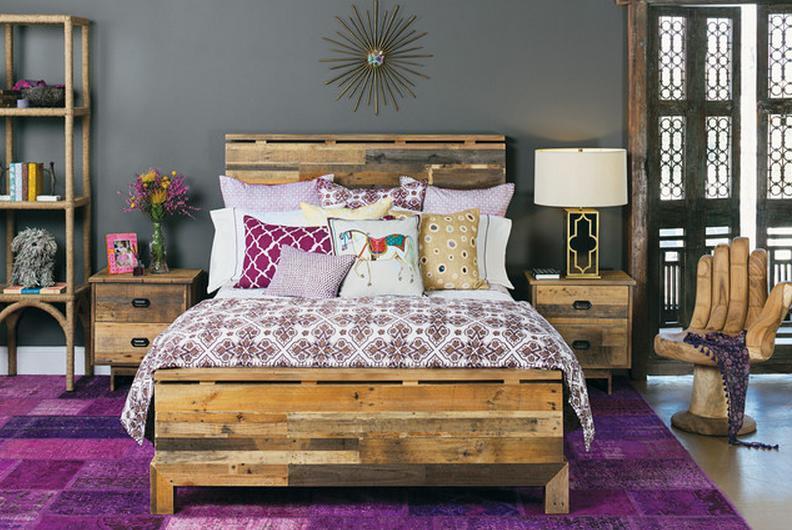 Идеи для оформления спальни, которые помогут сделать из комнаты маленький райский уголок для отдыха