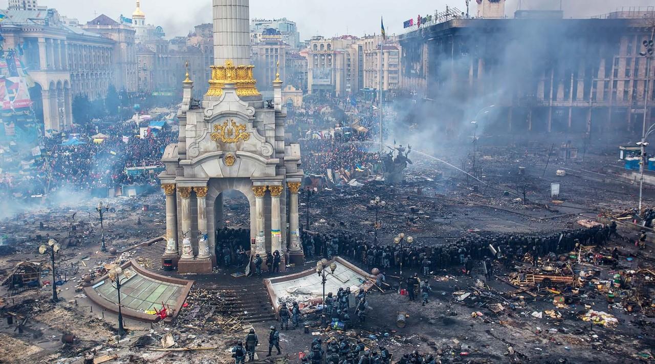 МГИМО: Украина – ключевая страна в противоборстве России и Запада