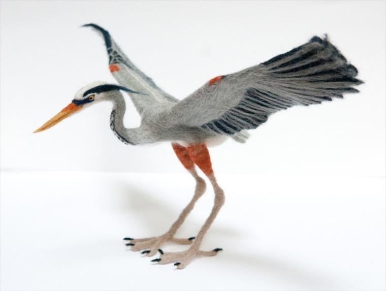 Мастер войлочных скульптур Kiyoshi Mino и его невероятно реалистичные работы