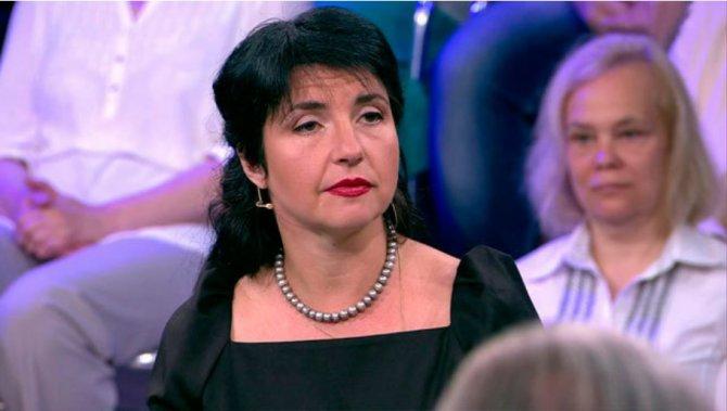 Янина Соколовская: «Украинцы…