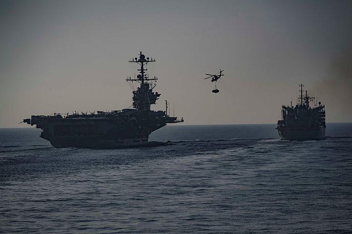 Авианосцы США не смогут противостоять системе ПРО России в случае конфликта в Балтийском море