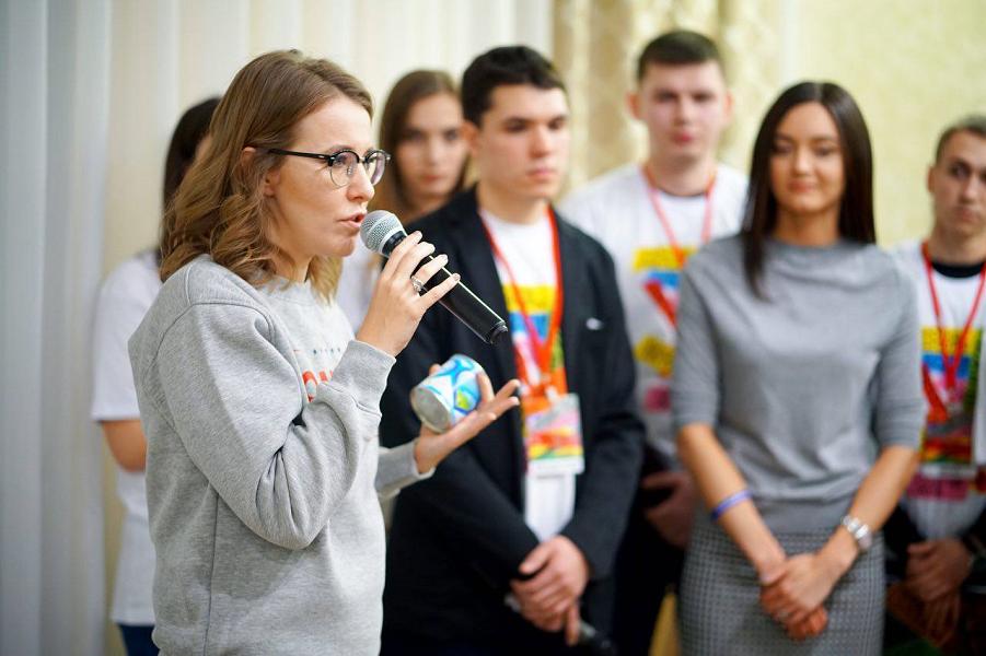 Ксения Собчак переходит в юридическое наступление