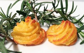 Картофельные «завитки»