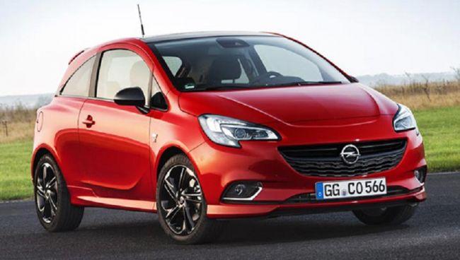 Opel представил спортивный вариант Corsa GSi