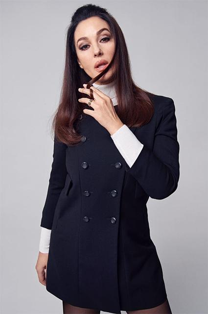 Дочь Моники Беллуччи и Венсана Касселя Дева снялась для французского модного журнала Новости моды