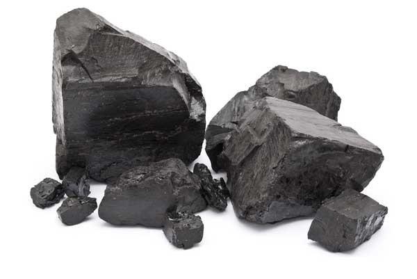 Уголь-