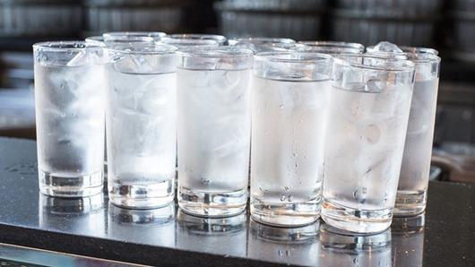 Что происходит, когда вы пьете холодную воду вода,здоровье,питание