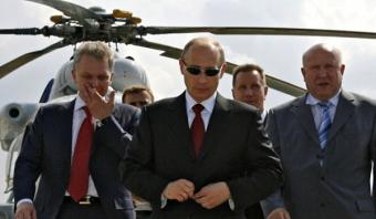 Приемник Путина вызовет шок на Западе