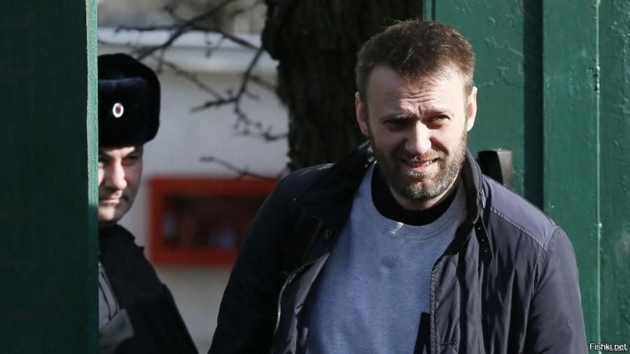 Навальный пообещал не расстреливать Путина, если тот отдаст власть добровольно!