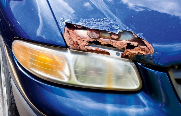Спасаем кузов автомобиля от ржавчины