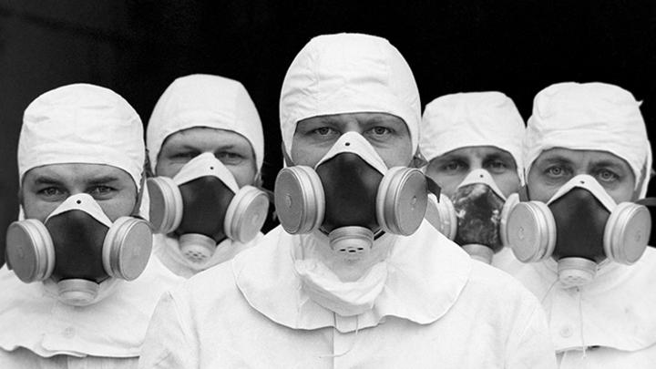 «Чернобыль»: Красные против зелёных