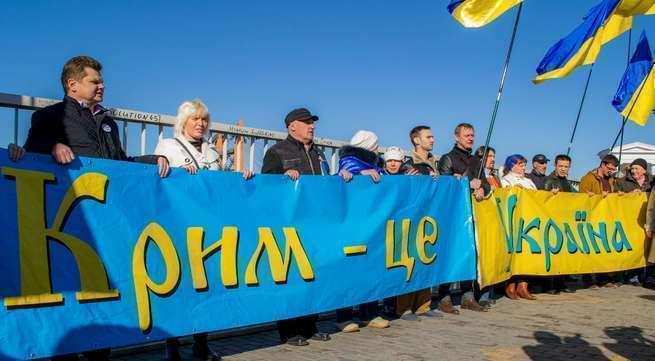 Стала известна окончательная дата передачи Крыма Украине