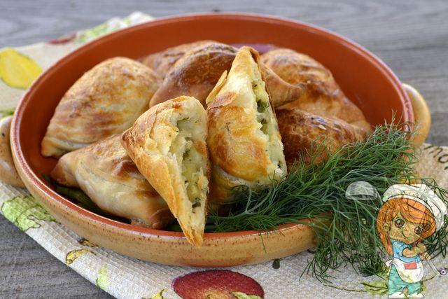 Как приготовить самсу с картошкой без мяса