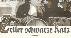 Кошки на винных этикетках