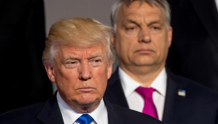 Орбан ответит Трампу за Россию и Китай геополитика