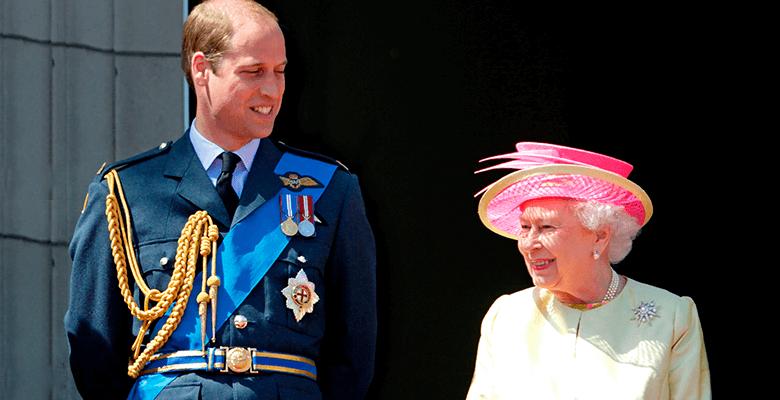 Елизавета II пожаловала прин…