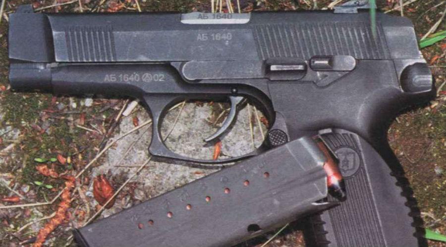 Авторитетные пистолеты в российской армии