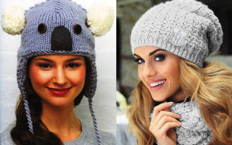 Модные женские шапки осень-зима 2018—2019 года 9becabfa30467