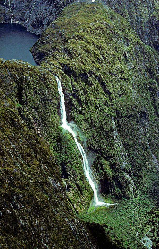 Топ-10 самых высоких водопадов нашей планеты