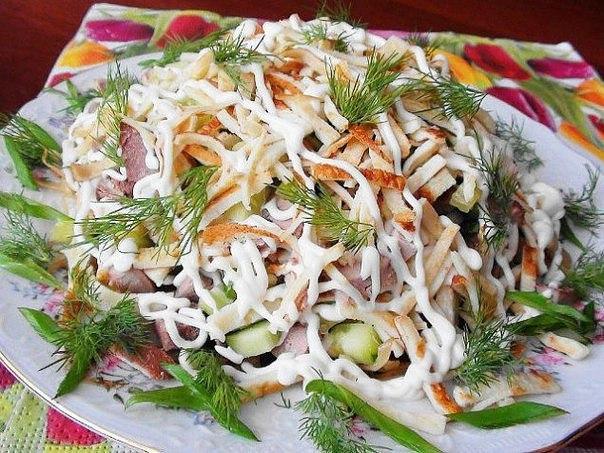 Картинки по запросу Оригинальный и вкусный салат «ЛОРД» — гости оценили