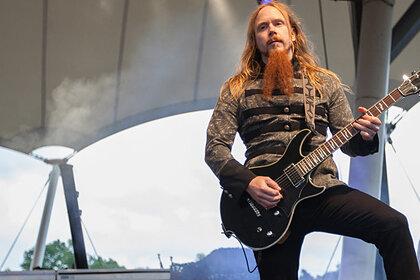 Бывшего гитариста Sabaton посадили за изнасилование восьмилетней девочки