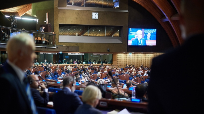 Ответ Франции на угрозы Украины обозначила вектор возвращения России в ПАСЕ