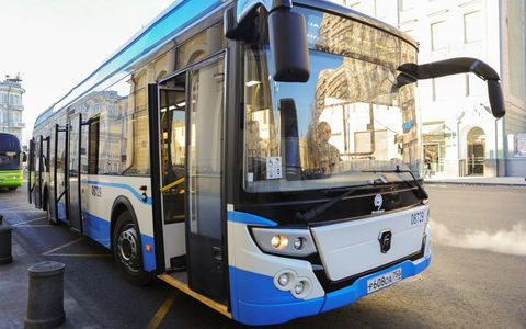 С 1 сентября по Москве пойдут электробусы. Зарядки уже монтируют!