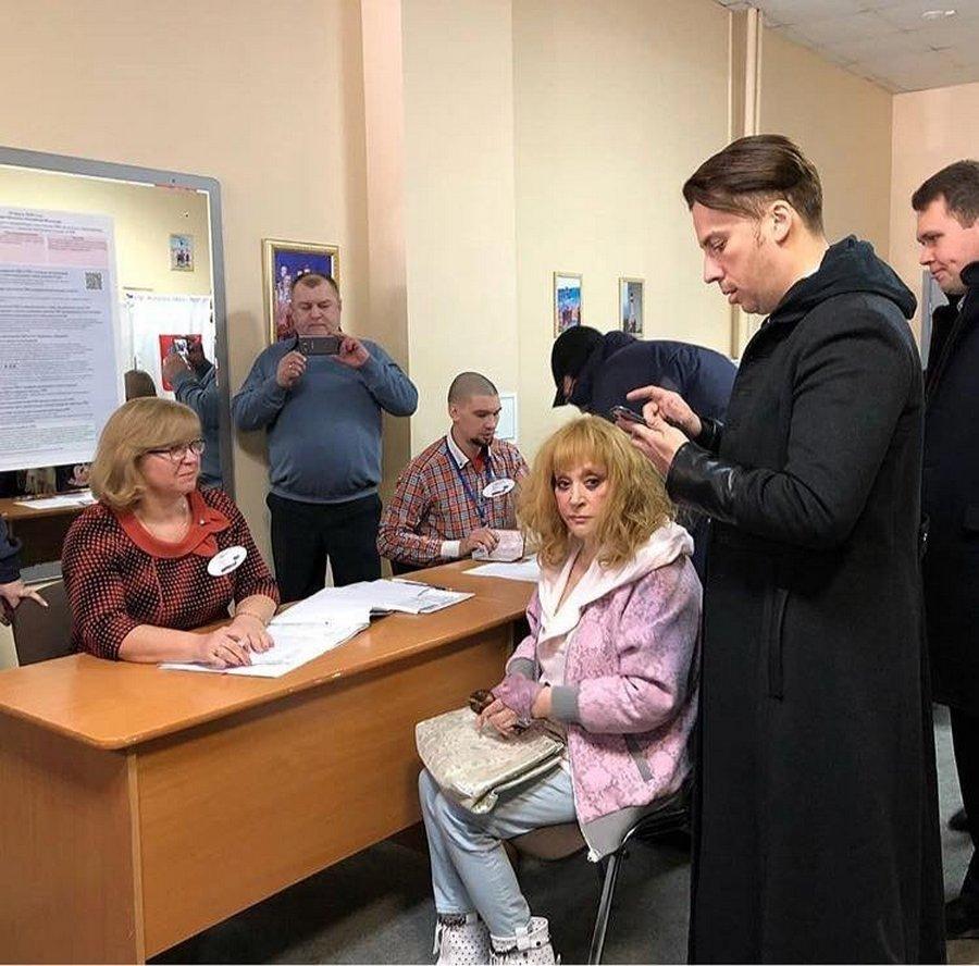 Выборы-2018 в РФ: с юмором о…