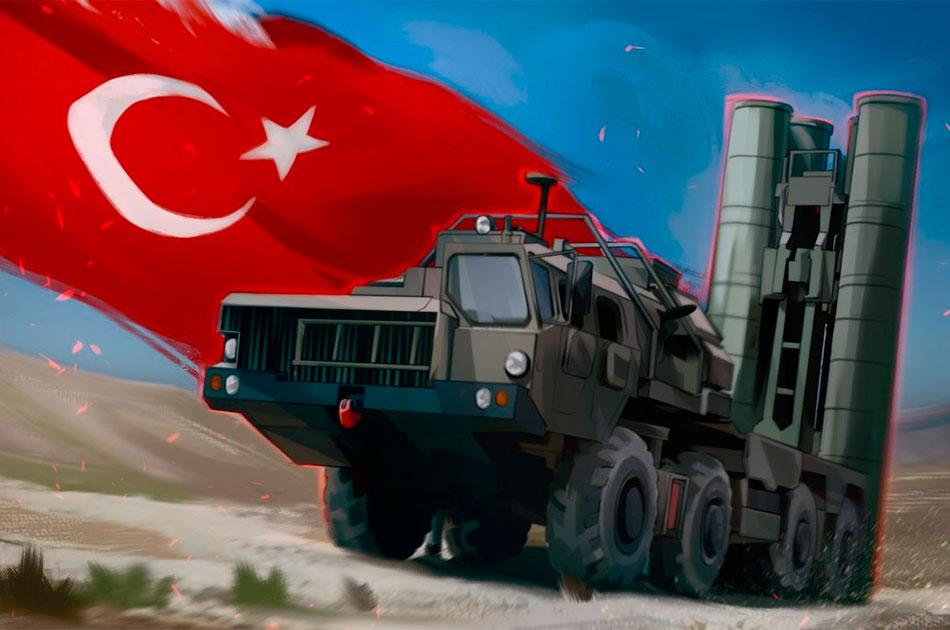 Зачем турецкому султану С-400
