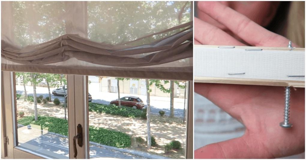 Эффектные шторы с подъемным механизмом: бюджетное совершенство