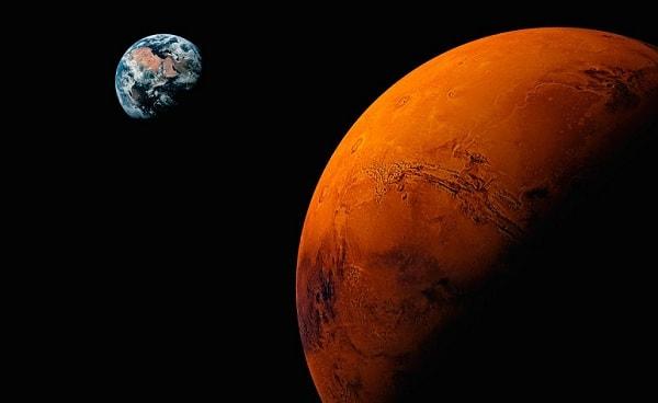 Великое противостояние: сближение Марса с Землей