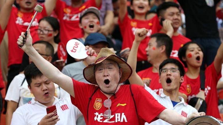 SCMP: близко и без виз — для китайских болельщиков отсутствие сборной на ЧМ не повод не ехать в Россию