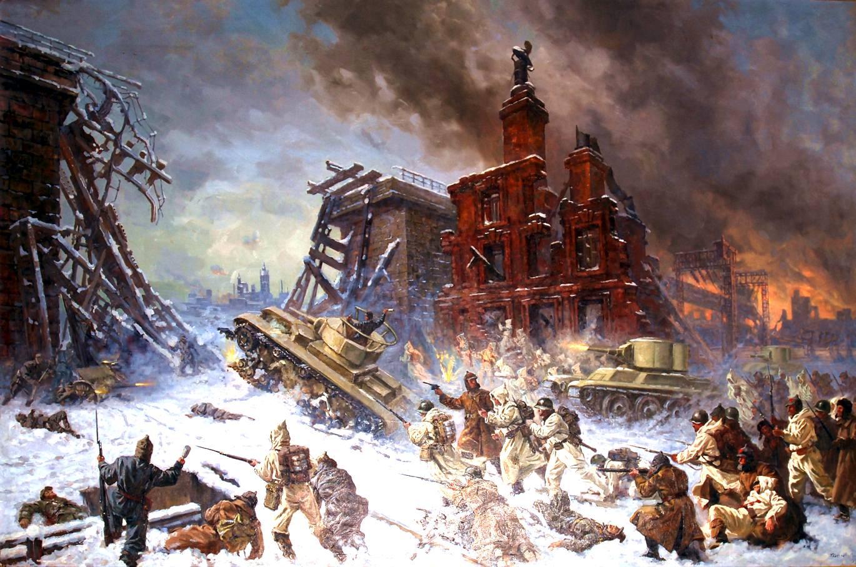 Штурм Выборга: самый последний бой советско-финской войны