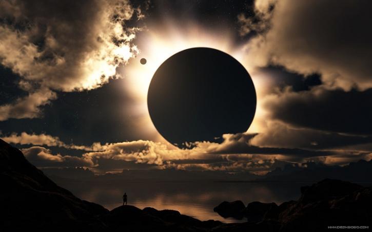 Луна исчезнет, взойдет Марс: учёные озвучили дату редкого явления на Земле