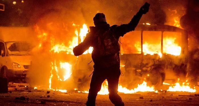 Майдан: пять лет войны
