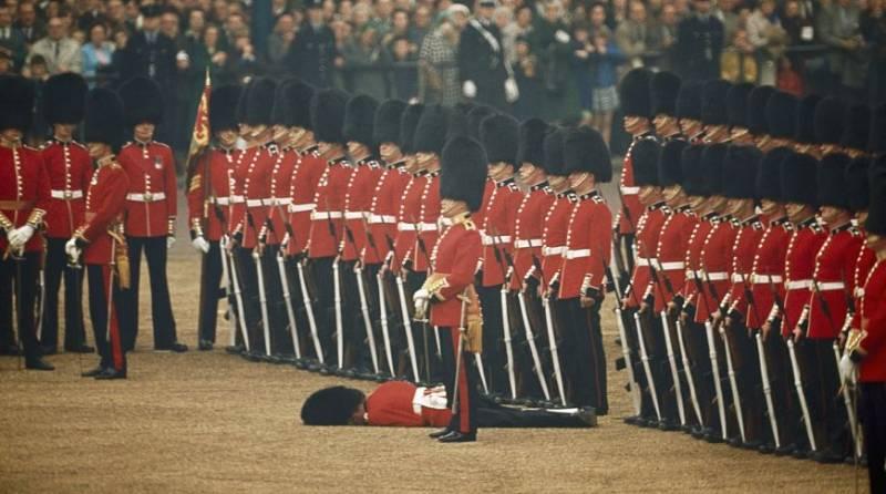 Русские спровоцировали диарею в резиденции британской королевы