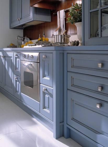Компания Gerasimoff style изготавливает кухни в костроме из натурального массива итальянского производства
