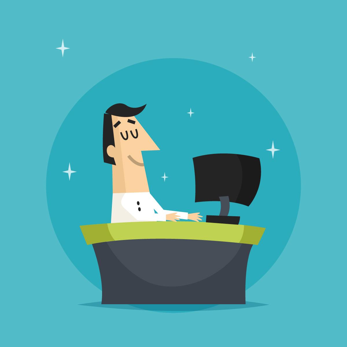 Анекдоты и шутки об офисных работниках
