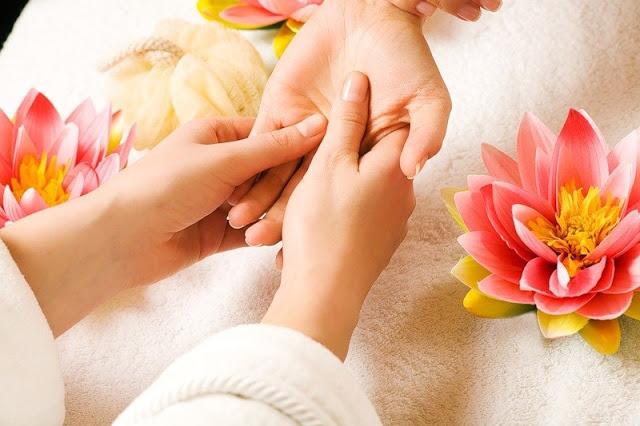 Массаж рук для вашего здоровья