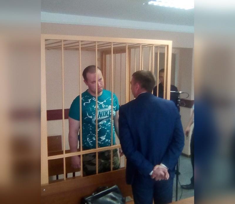 Аресты в ярославской колонии