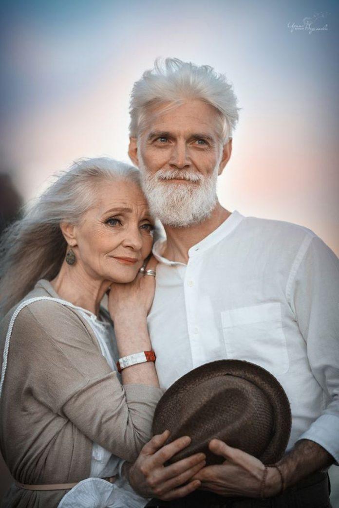 Изумительная фотосессия, которая заставляет поверить в то, что вечная любовь существует