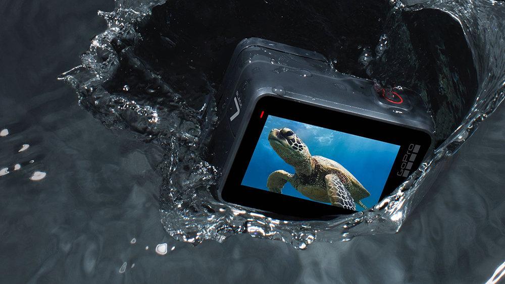 GoPro представила новое поколение экшн-камер Hero