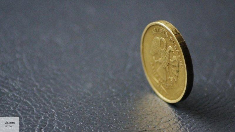 Рубль падает, экономика раст…