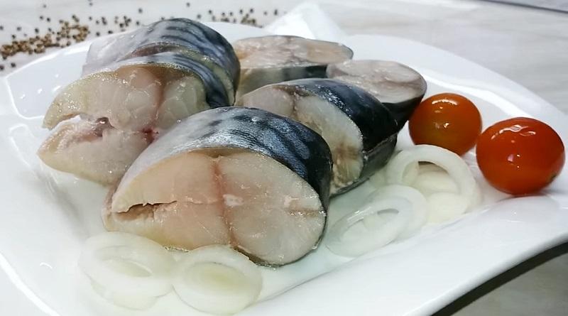 Маринованная скумбрия: вкусн…