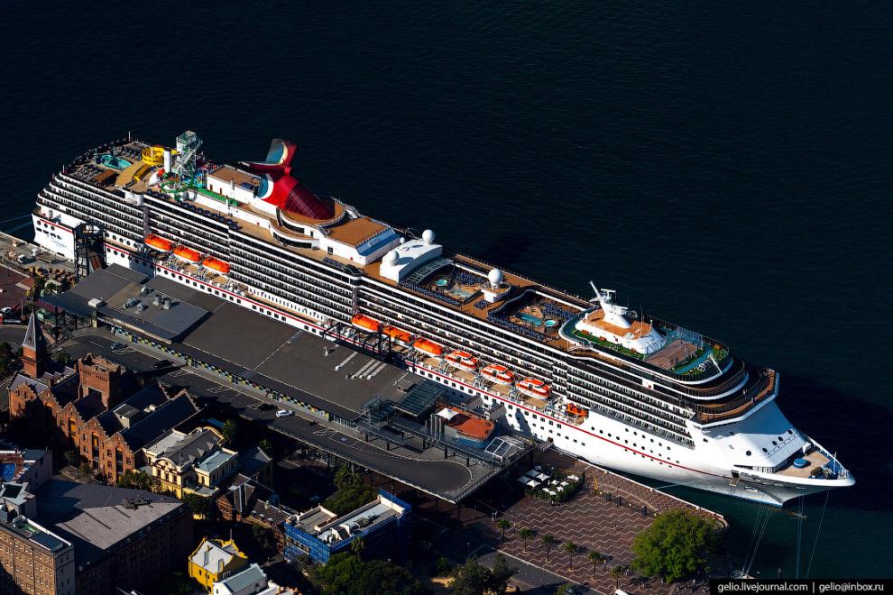 Круизный порт Сиднея
